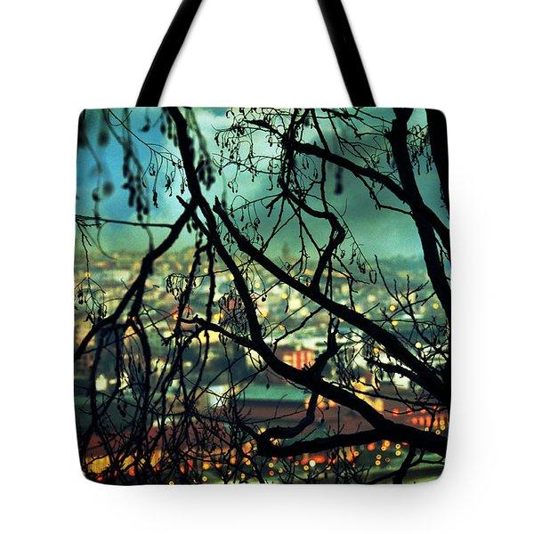 La Perte Tote Bag by Taylan Soyturk