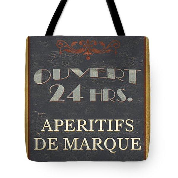 La Soupe Du Jour Tote Bag by Debbie DeWitt