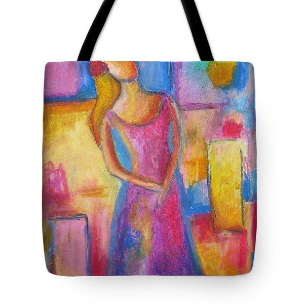 Lady Grace Tote Bag by Venus