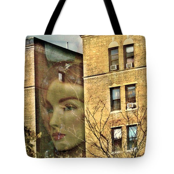 Lady Of The House Tote Bag by Sarah Loft
