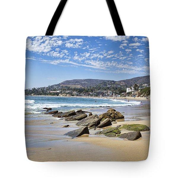 Laguna Beach Tote Bag by Kelley King