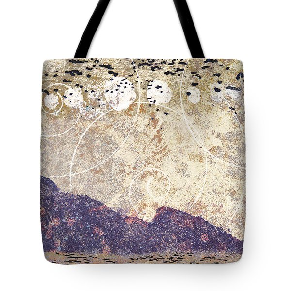 Landfall Tote Bag by Carol Leigh