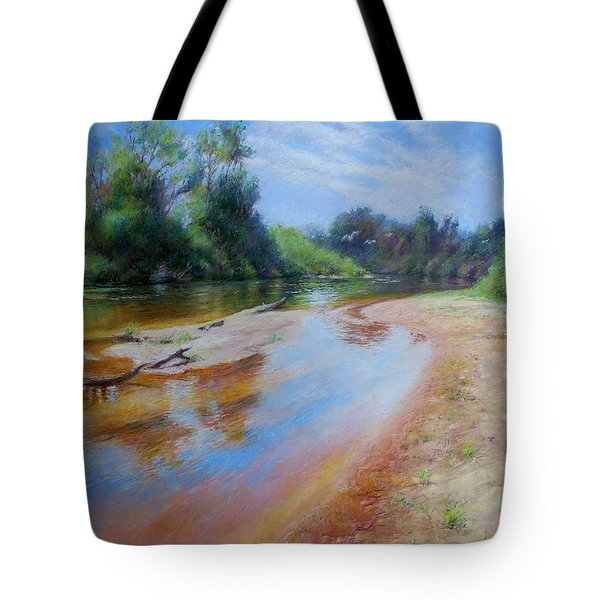 Landscape Tote Bag by Nancy Stutes