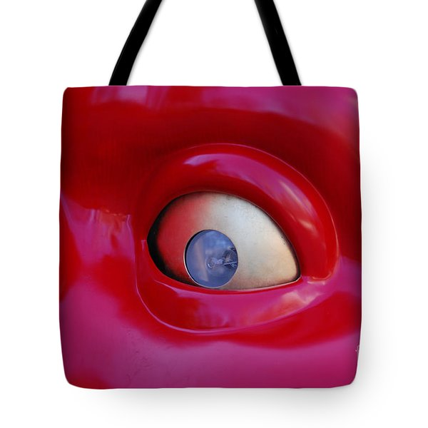 Laser Focus By Jammer Tote Bag by First Star Art