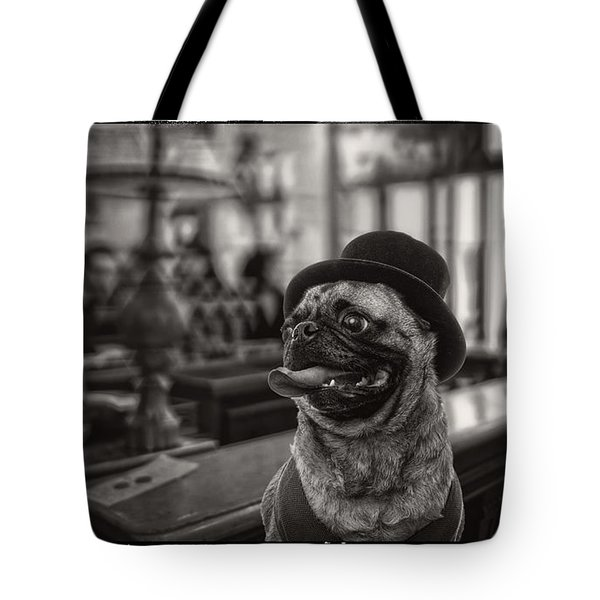 Last Call Tote Bag by Edward Fielding