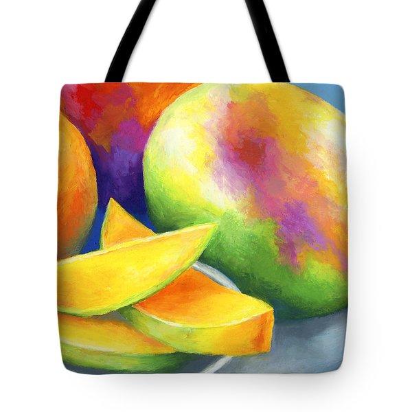 Last Mango In Paris Tote Bag by Stephen Anderson
