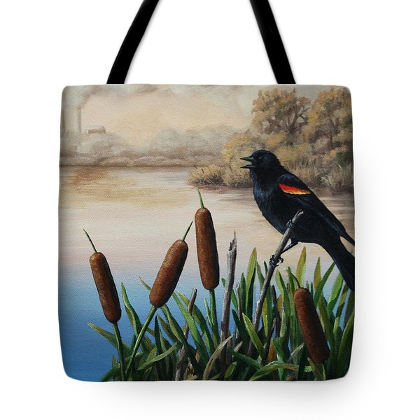 Last Song Tote Bag by Crista Forest