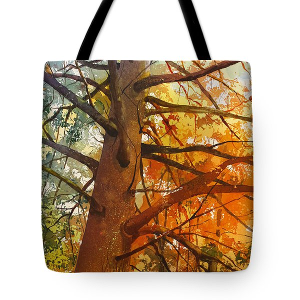 Last Stand Tote Bag by Kris Parins