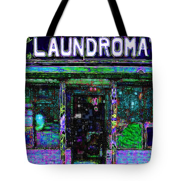 Laundromat 20130731m108 Tote Bag by Wingsdomain Art and Photography