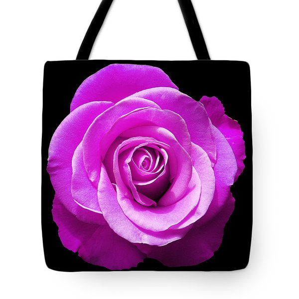 Lavender Rose Tote Bag by Aimee L Maher Photography and Art Visit ALMGallerydotcom