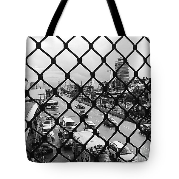 Security ? Tote Bag by Fei A