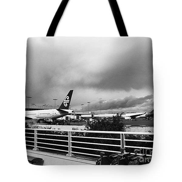 The Smell Of Hawaii Tote Bag by Fei A