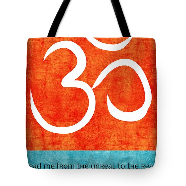 Lead Me Tote Bag by Linda Woods