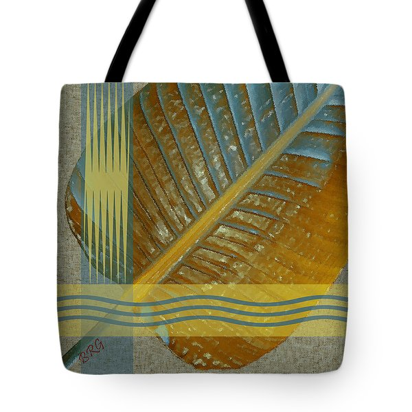 Leaf Study I Tote Bag by Ben and Raisa Gertsberg