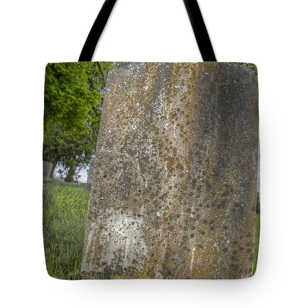 Leaning Over Tote Bag by Jean Noren