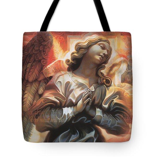 Legacy Tote Bag by Mia Tavonatti
