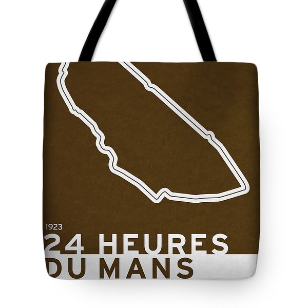 Legendary Races - 1923 24 Heures Du Mans Tote Bag by Chungkong Art