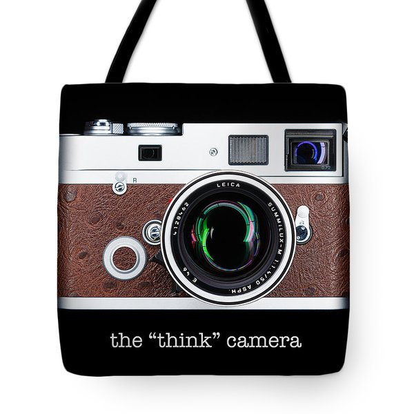 Leica M7 Tote Bag by Dave Bowman