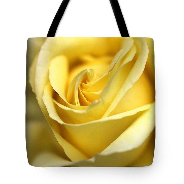 Lemon Lush Tote Bag by Joy Watson