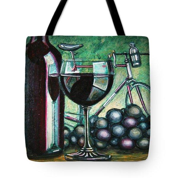 l'eroica still life Tote Bag by Mark Howard Jones