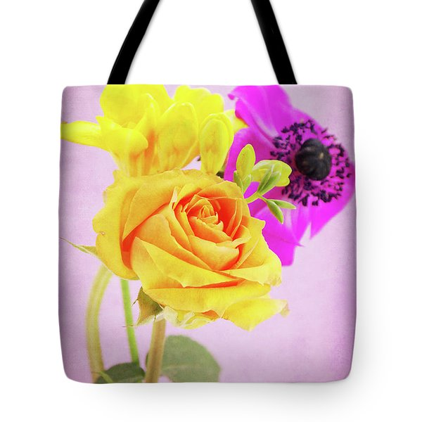 Let It Be... Tote Bag by Angela Doelling AD DESIGN Photo and PhotoArt