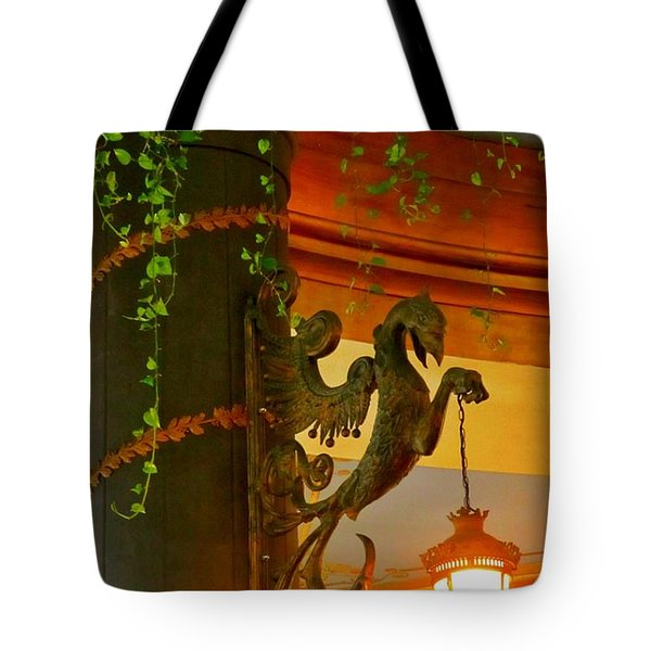 Let Me Light That For You Tote Bag by John Malone