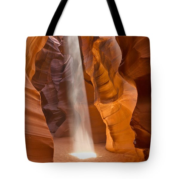 Let The Light Shine Tote Bag by Bryan Keil