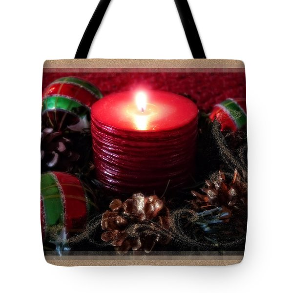 Let Your Light Shine Tote Bag by Lucinda Walter