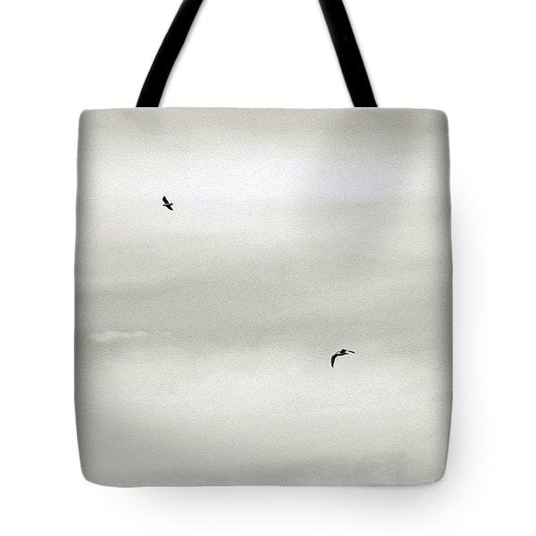 Let Your Spirit Soar Tote Bag by Robyn King
