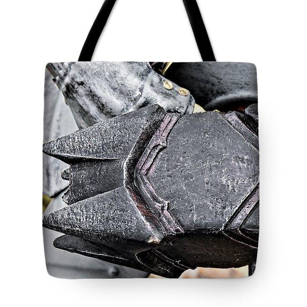 Let's Strike A Deal - Vertical Tote Bag by Alexander Senin