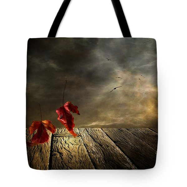 Lets Twist Again Tote Bag by Veikko Suikkanen