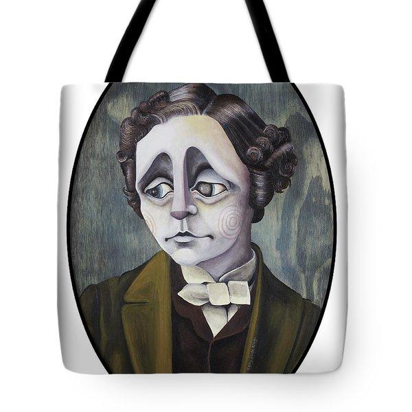 Lewis Tote Bag by Kelly Jade King
