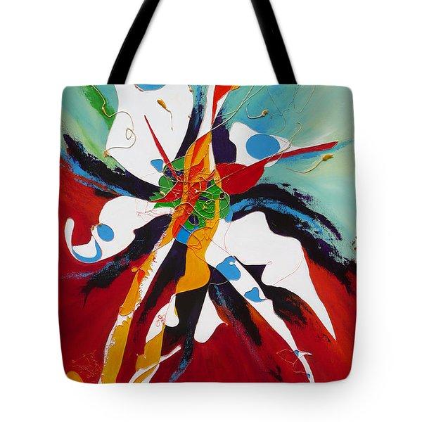 Liberation Tote Bag by Lida Bruinen