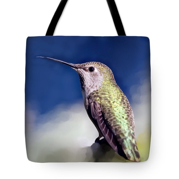 Lick Your Lips Tote Bag by Angela A Stanton