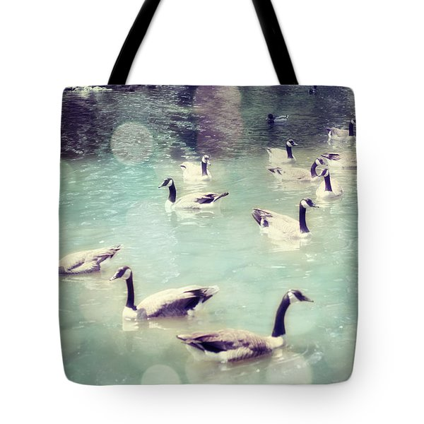 Life Is But A Dream Tote Bag by Amy Tyler