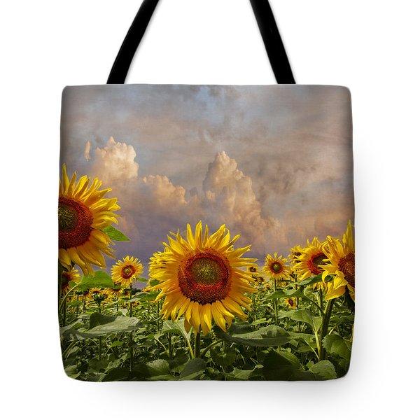 Life Is Good Tote Bag by Debra and Dave Vanderlaan