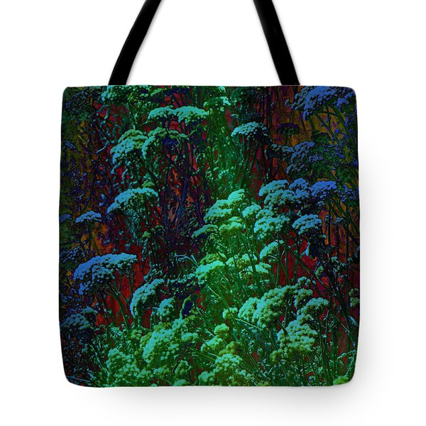 Life Tote Bag by Lenore Senior