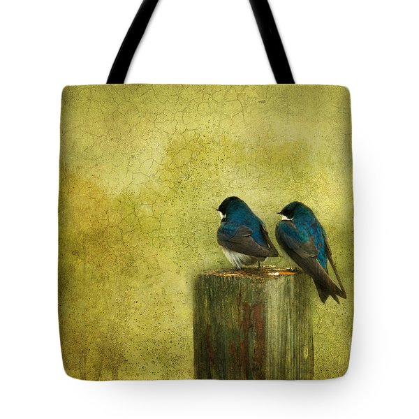 Life Long Friends Tote Bag by Beve Brown-Clark Photography