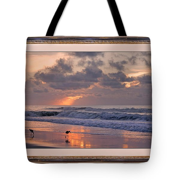 Lifetime Love Tote Bag by Betsy Knapp