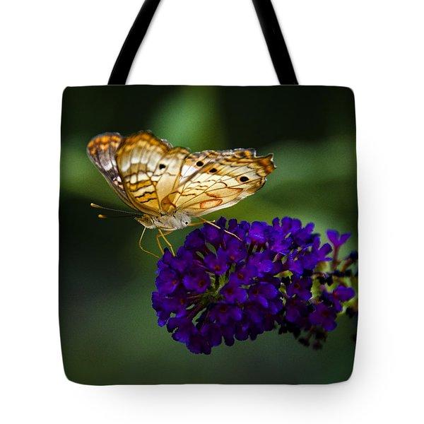 Light Beneath My Wings Tote Bag by Saija  Lehtonen