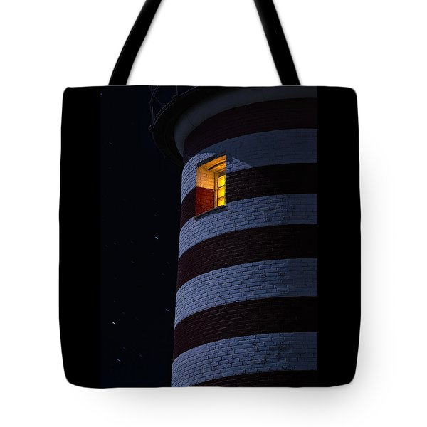 Light From Within Tote Bag by Marty Saccone