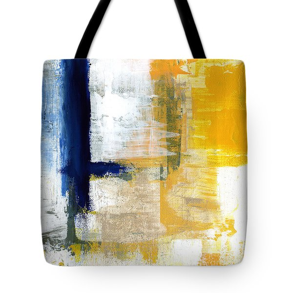 Light Of Day 1 Tote Bag by Linda Woods