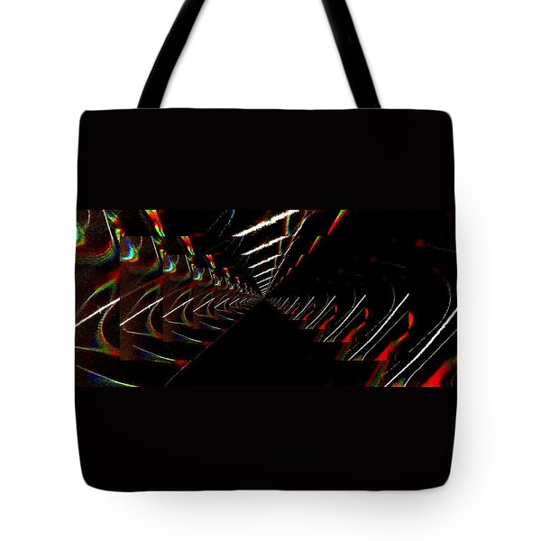Light Passage Tote Bag by Mike Breau