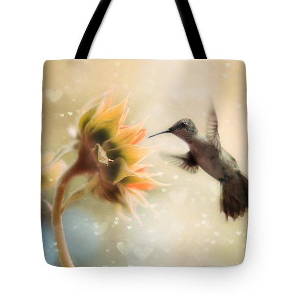 Like A Moth To A Flame Tote Bag by Amy Tyler