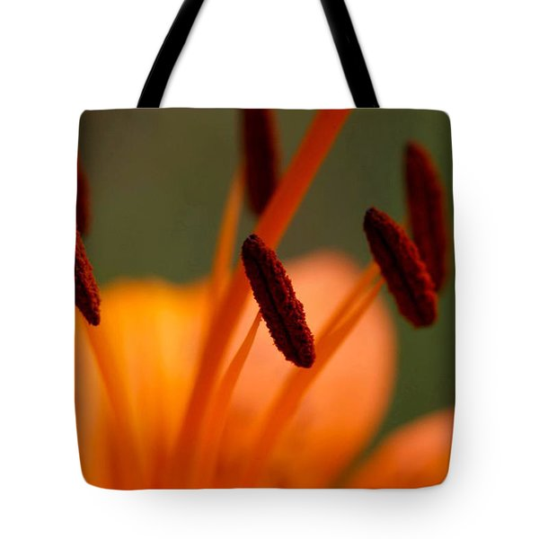 Lily Tote Bag by Carol Lynch