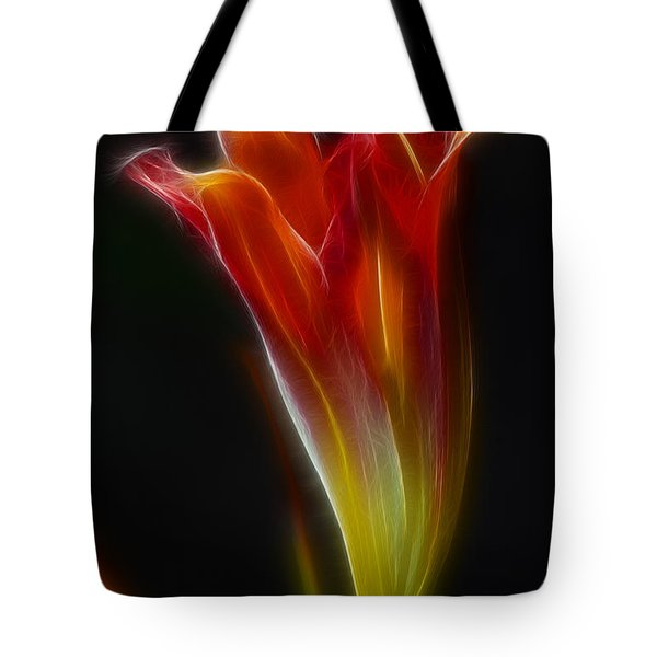 Lily Opening-5964 Tote Bag by Gary Gingrich Galleries