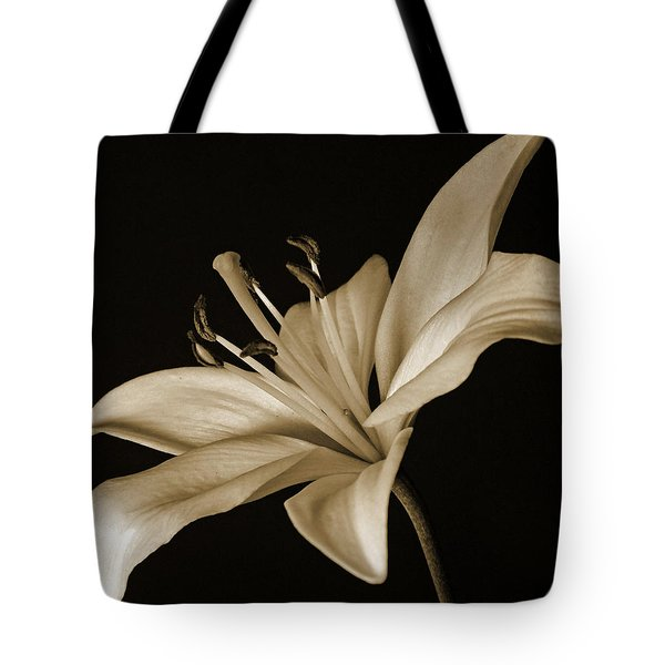 Lily Tote Bag by Sandy Keeton