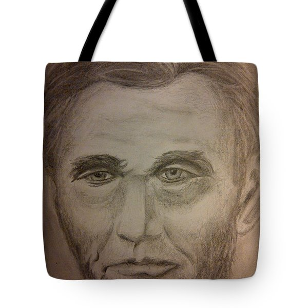 Lincoln Tote Bag by Irving Starr
