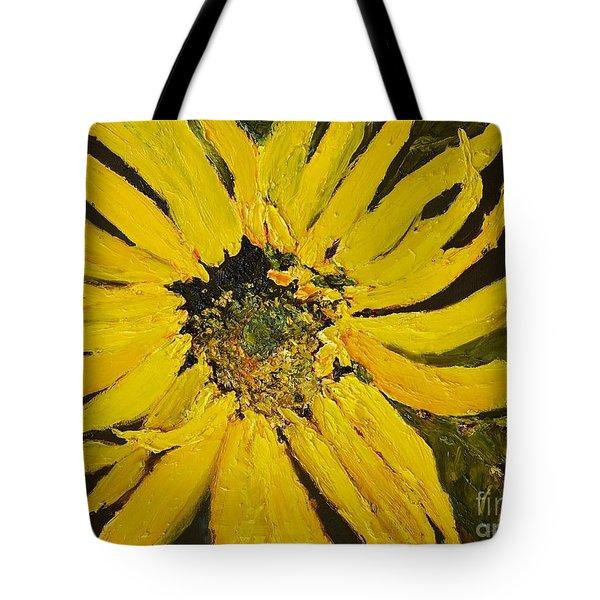 Linda's Arizona Sunflower 2 Tote Bag by Sherry Harradence