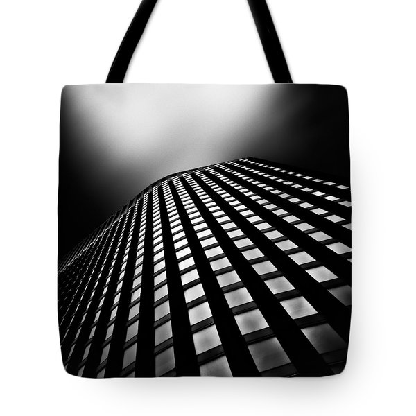 Lines of Learning Tote Bag by Dave Bowman